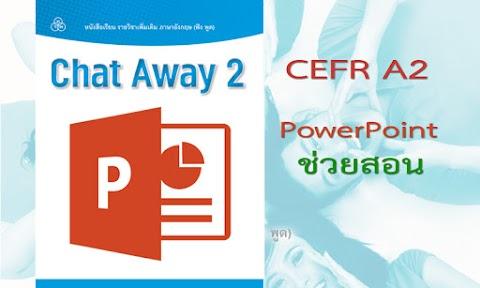 Chat Away 2 PTT (CEFR A2)