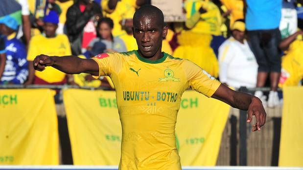Mamelodi Sundowns right-back Anele Ngcongca