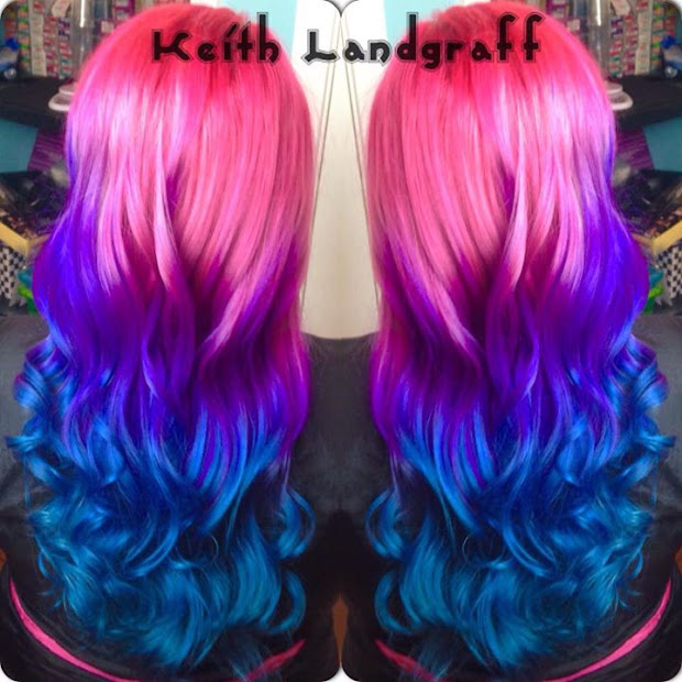 gorgeous hairstyles and colors