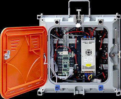 Phân phối màn hình led p2 cabinet chính hãng tại Lào Cai