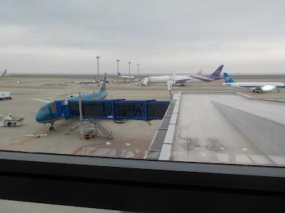 中部国際空港発