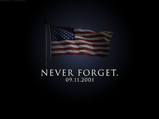 9-11-2001 - 18 years later - please don't forget