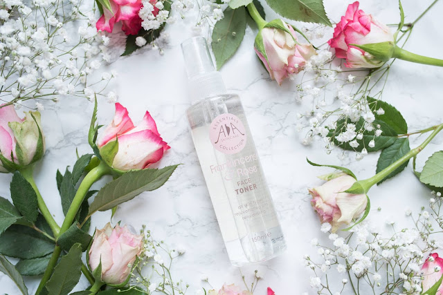 Mothers Day Idea - AA Skincare Gift Set - Frankincense & Rose