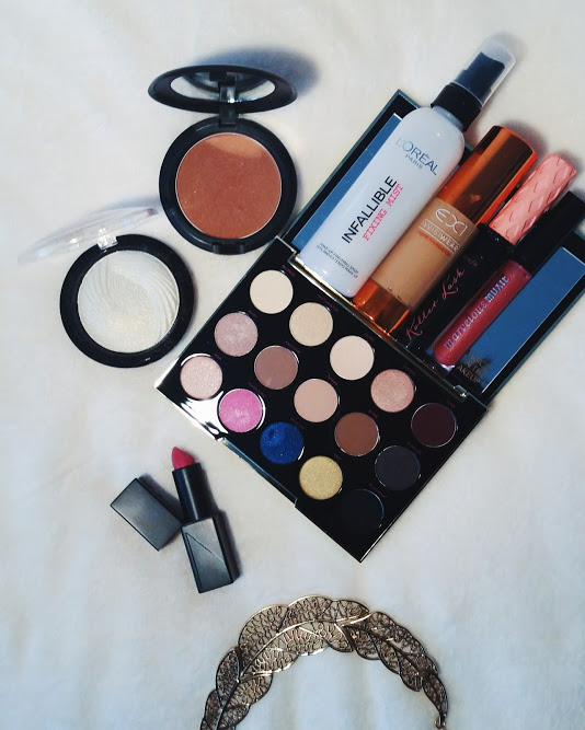 Makeup of the Moment