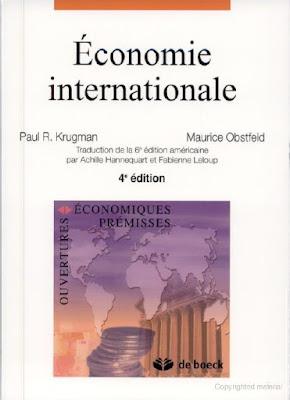 Télécharger Livre Gratuit Économie internationale pdf