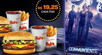 Participar Promoção Bobs ingressos filme Convergente