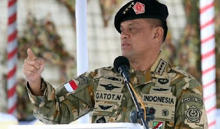 Waduh .. Pengacara Setya Novanto Minta Bantuan TNI, Respon Panglima : Mana Bisa.?