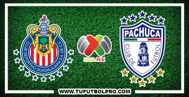 Ver Chivas vs Pachuca EN VIVO Por Internet Hoy 23 de Octubre 2016