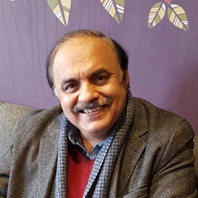 लन्दन के बहुचर्चित प्रवासी साहित्यकार तेजेन्द्र शर्मा जी से डॉ.सुमन सिंह की बातचीत