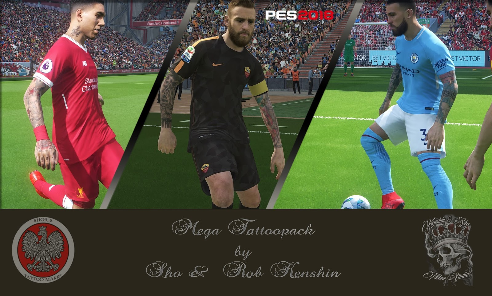 PES 2018 Mega Tattoopack  67 Players by Sho9_6