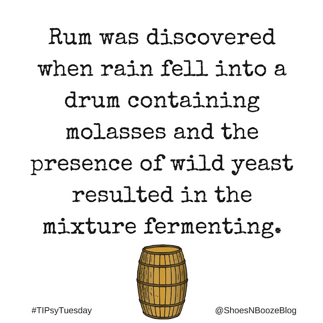 The origin of rum- TipsyTuesday on Shoes N Booze