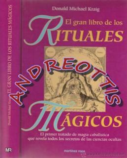 Libros Esotéricos En Pdf El Gran Libro De Rituales Magicos