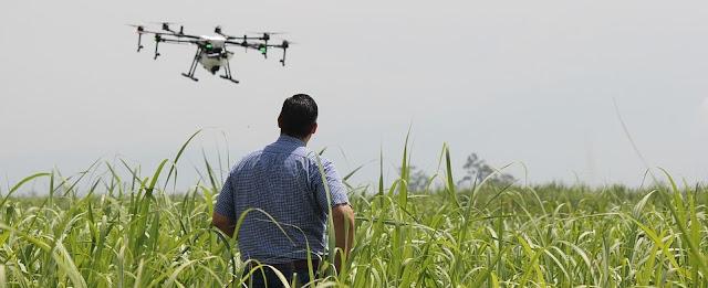 distintos tipos usos de drones