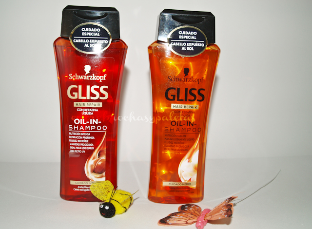 gliss oil in schwarzkopf