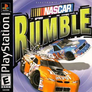 Nascar Rumble Ps1
