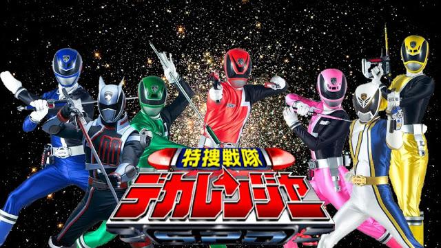 Tokusou Sentai Dekaranger Episode 01 - 50 BATCH Subtitle Indonesia