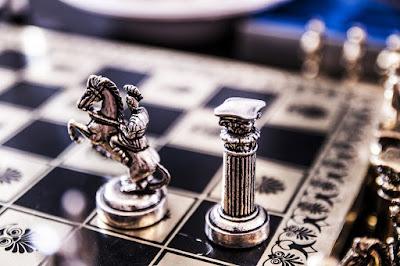 Sakk stratégia és PR