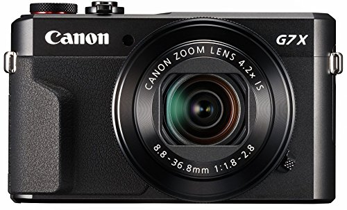 Best Vlogging Camera - Canon Powershot G7X Mark II