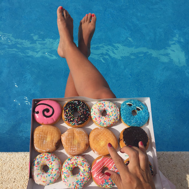 La Costa Daurada, dunkin donuts
