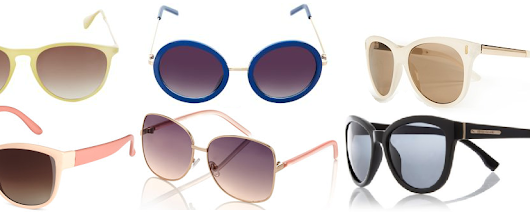 Spring Wishlist Week - Sunglasses.
