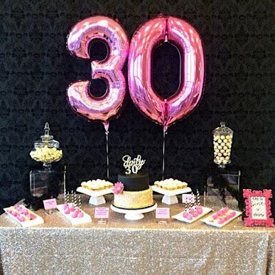 cumpleaños 30 años