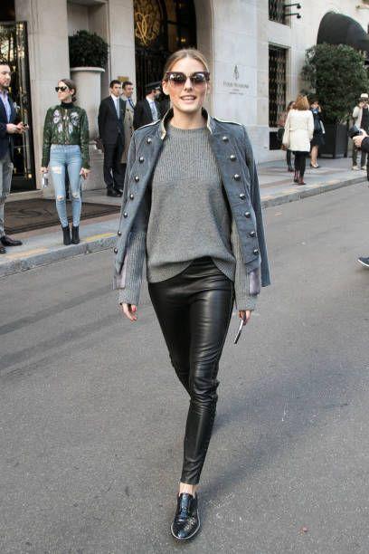 The Olivia Palermo Lookbook Olivia Palermo At Paris Fashion Week Viii