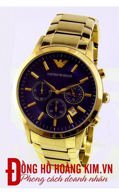 đồng hồ armani nam cao cấp