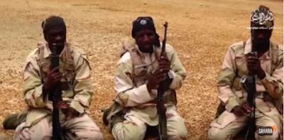Boko Haram commanders released in exchange for 82 Chibok schoolgrils threaten to bomb Abuja in new video