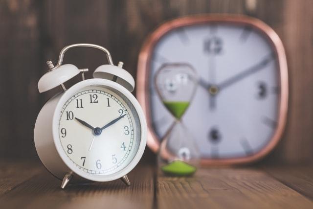 フルタイム・保育園児2人ワンオペ育児でも10時間睡眠のタイムスケジュール概要