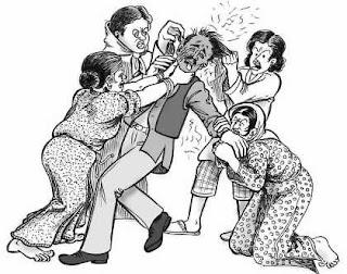 تعدد-الزوجات-مشاكل-الصراع