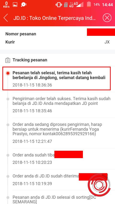 Cara Melacak Kiriman Paket Jd Id Lewat Aplikasi Tanpa Resi Kepoindonesia