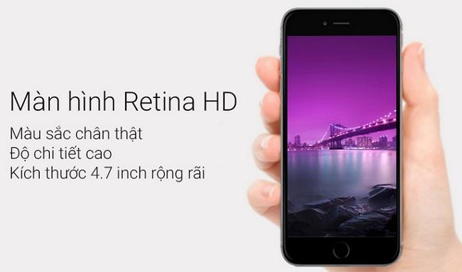 Than phiền thay màn hình iPhone 6, 6S kém chất lượng