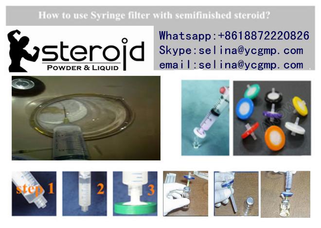 Best Syringe Filter For Steroids