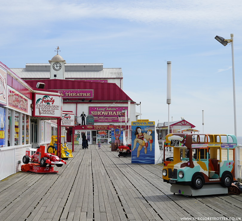 Britannia Pier at Great Yarmouth