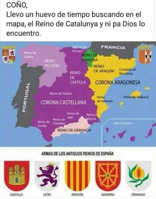 Busca el Reino de Catalunya