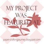 Papercrafting Journey Top Three