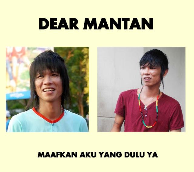 Meme Dear Mantan andika kangen band
