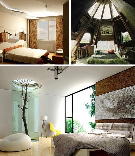Inspirasi Desain Kamar Tidur Minimalis Modern