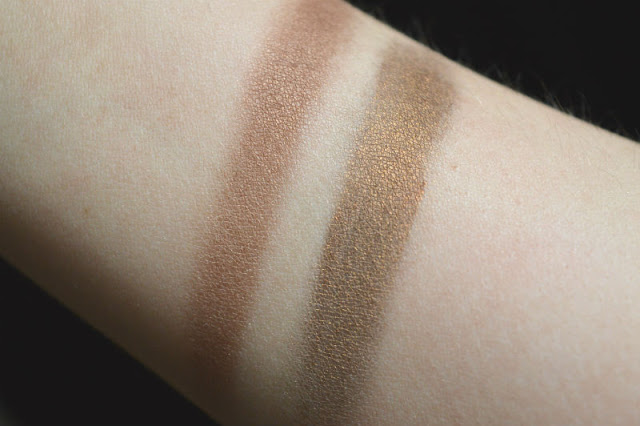 Makeup Geek Pretentious - Fyrinnae Fire Opal Swatch Dupe