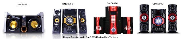 Harga-Speaker-Aktif-GMC-889-terbaru