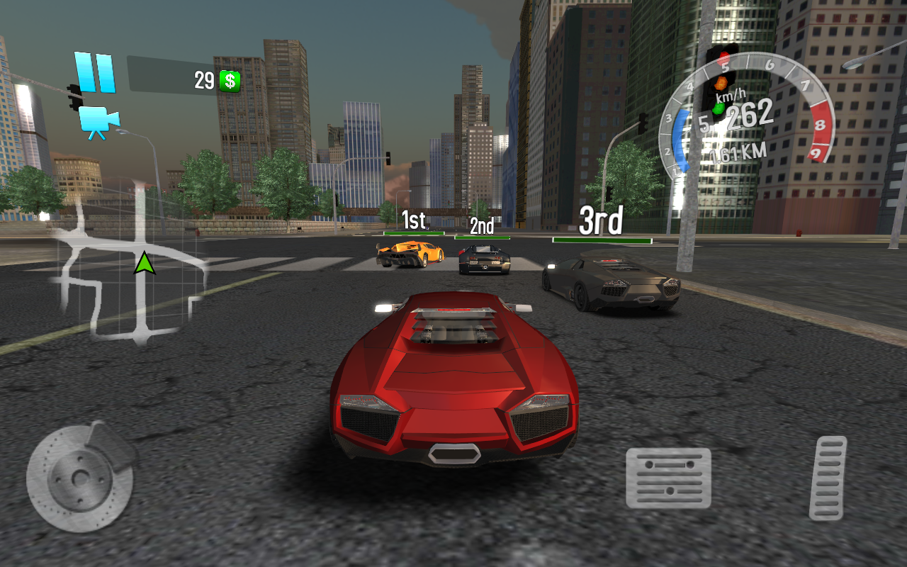 Racer UNDERGROUND MOD APK terbaru