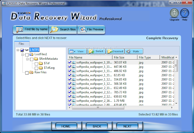 EaseUS Data Recovery Free Download