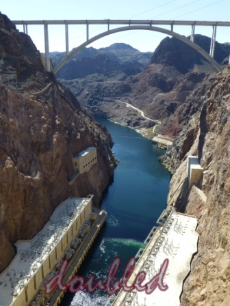 Life      in 3 D: Hoover Dam, Boulder City, Nevada     part 1