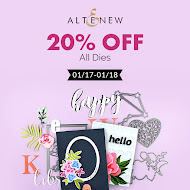 Shop Altenew (Jan 17th-18th Only)