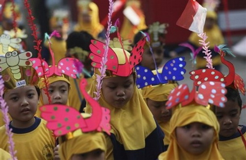 Suasana Ramadhan di Republik Indonesia