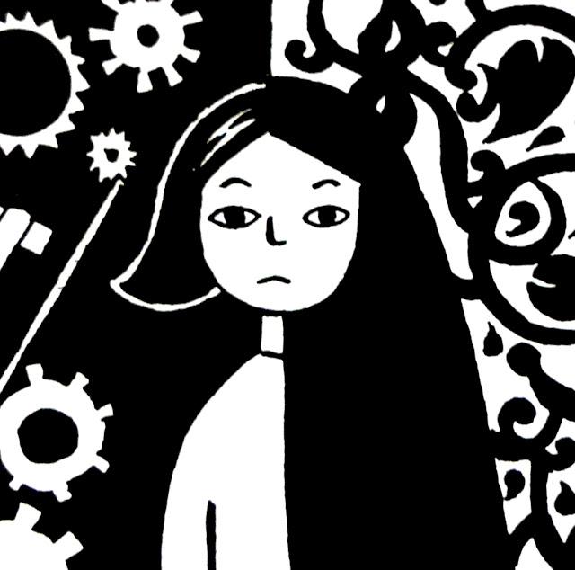 novela gráfica_Reseñas_marjane satrapi_persépolis