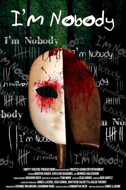 Poster del cortometraje I'm Nobody