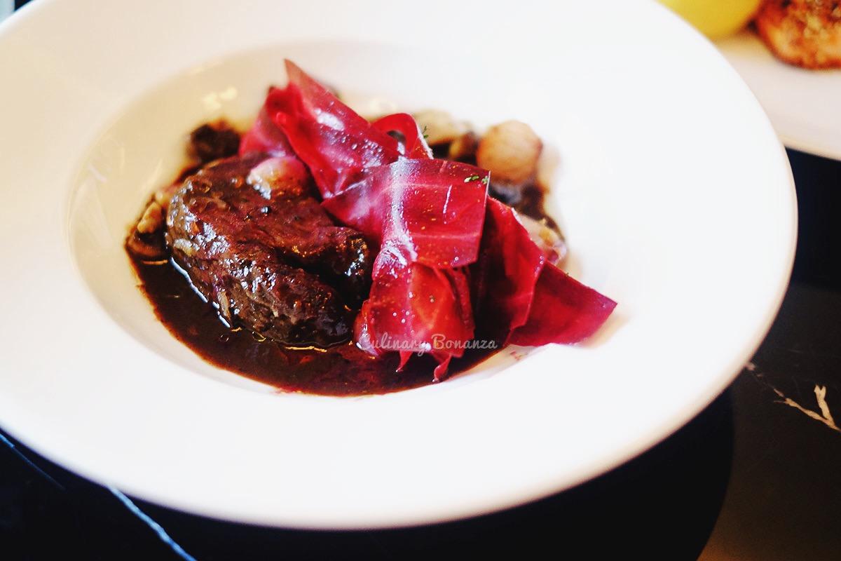 OBE Organic Beef Cheek Bourguignon (www.culinarybonanza.com)