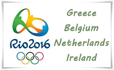 Watch PyeongChang 2018 Olympics in Greece, Belgium, Netherlands and Ireland