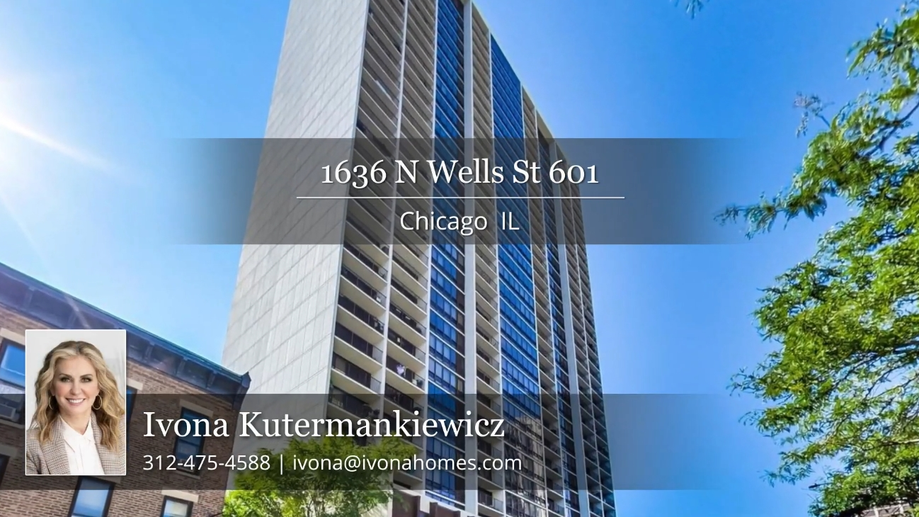 15 Photos vs. 1636 N Wells #601 Chicago IL-Old Town vs. Condo Interior Design Tour